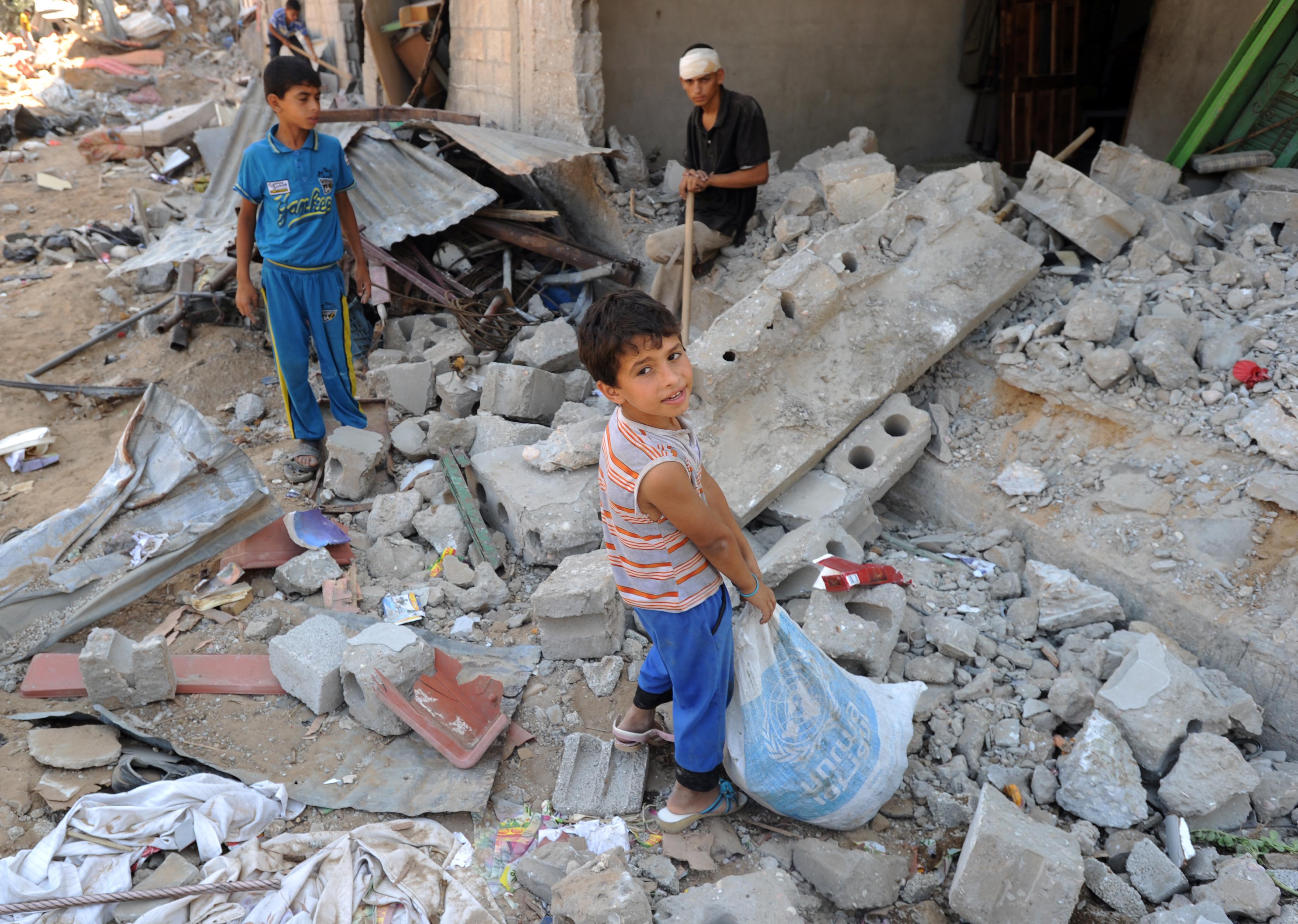 La ONU alerta de crisis humanitaria en Gaza
