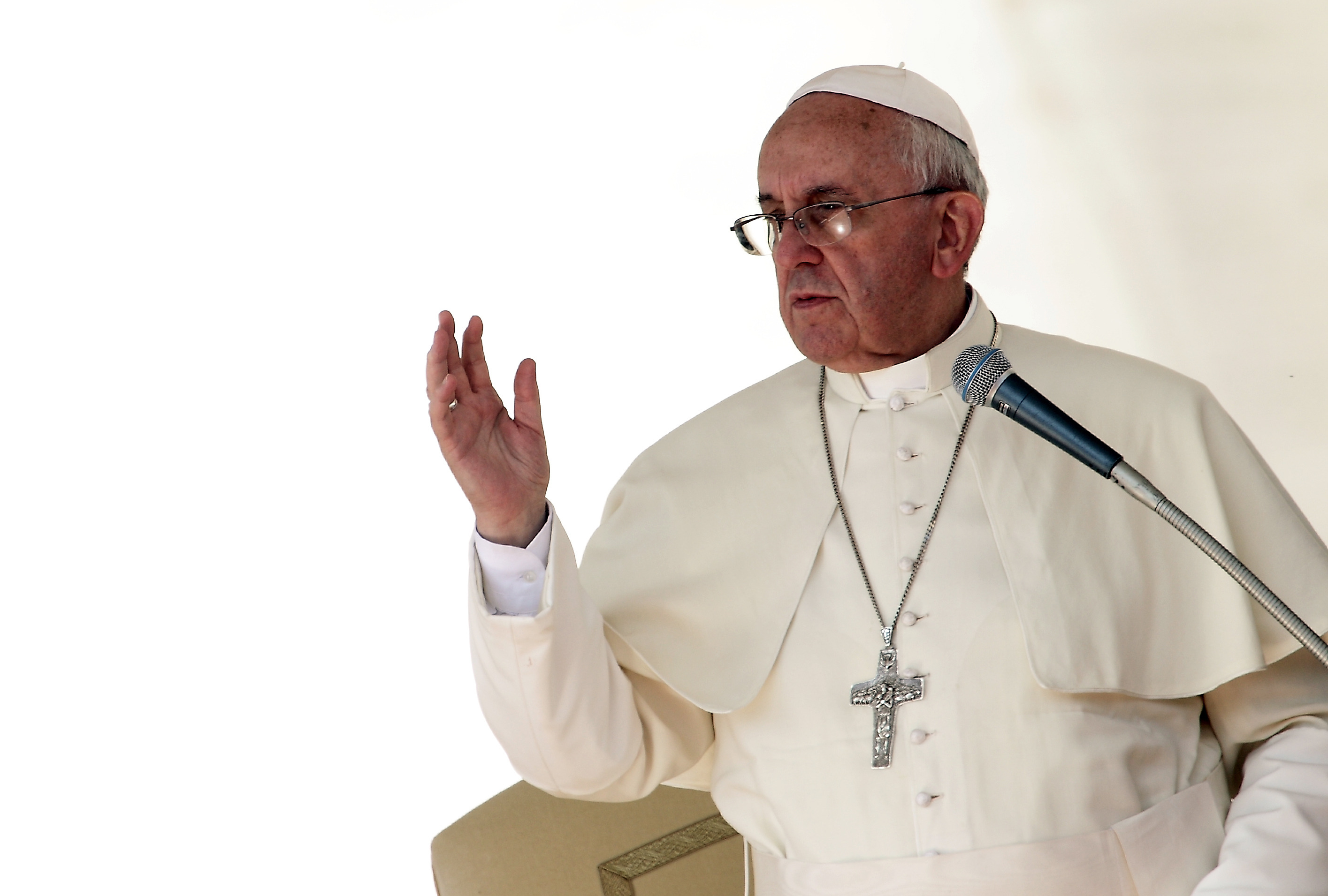 Proteger a migrantes y refugiados — Papa Francisco