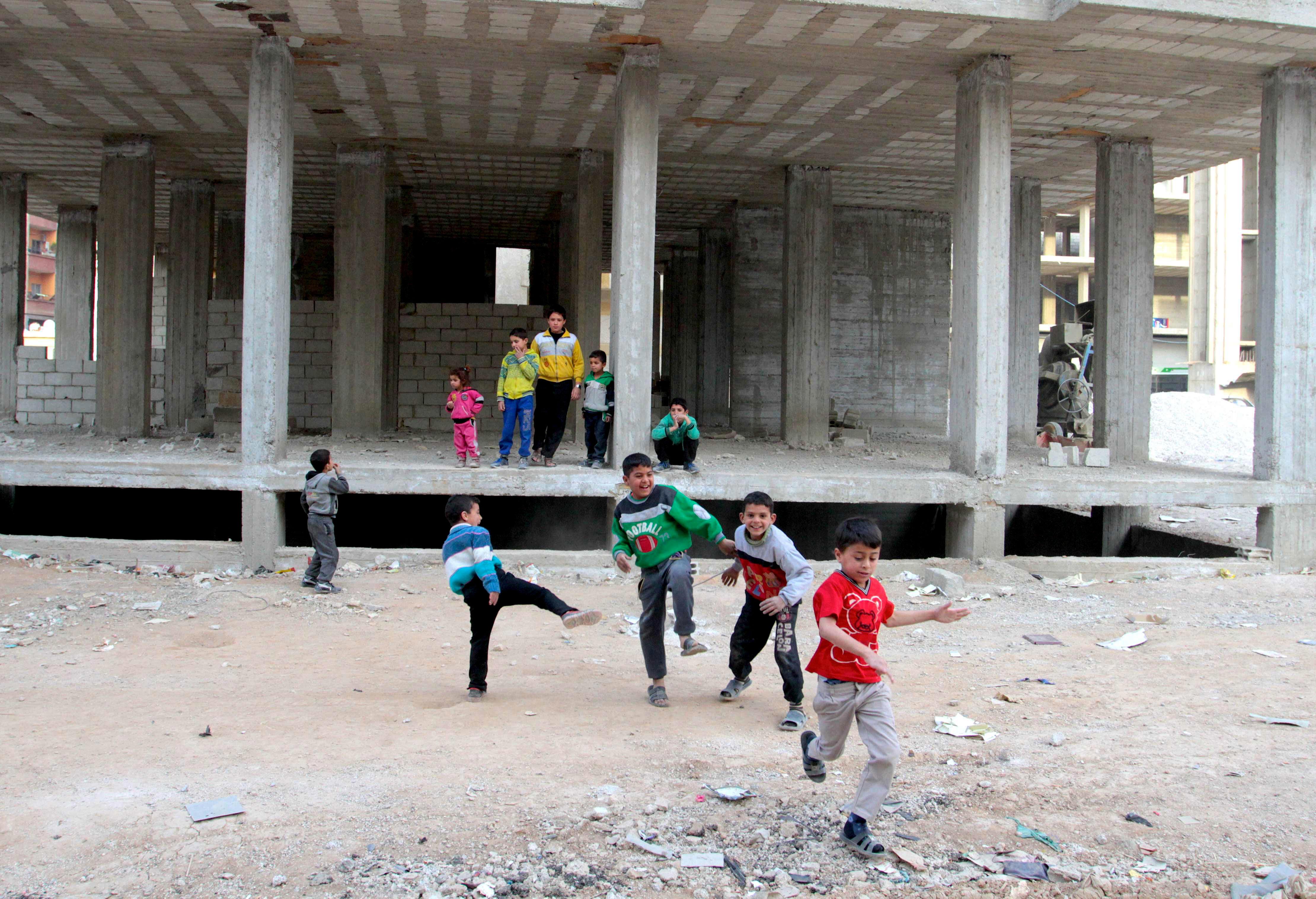 18 millones de niños sin acceso a educación — Unicef