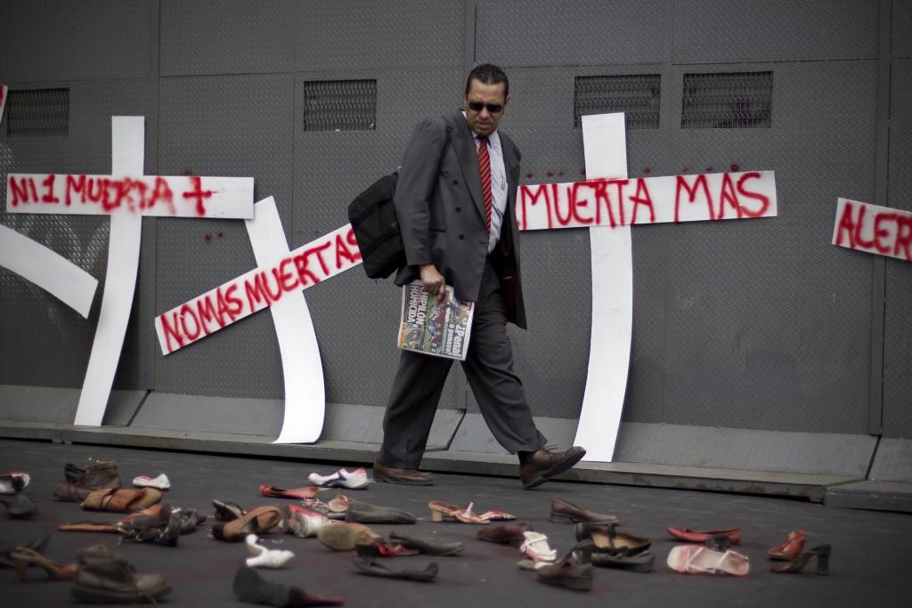 Resultado de imagen de violencia de género en la Ciudad de México
