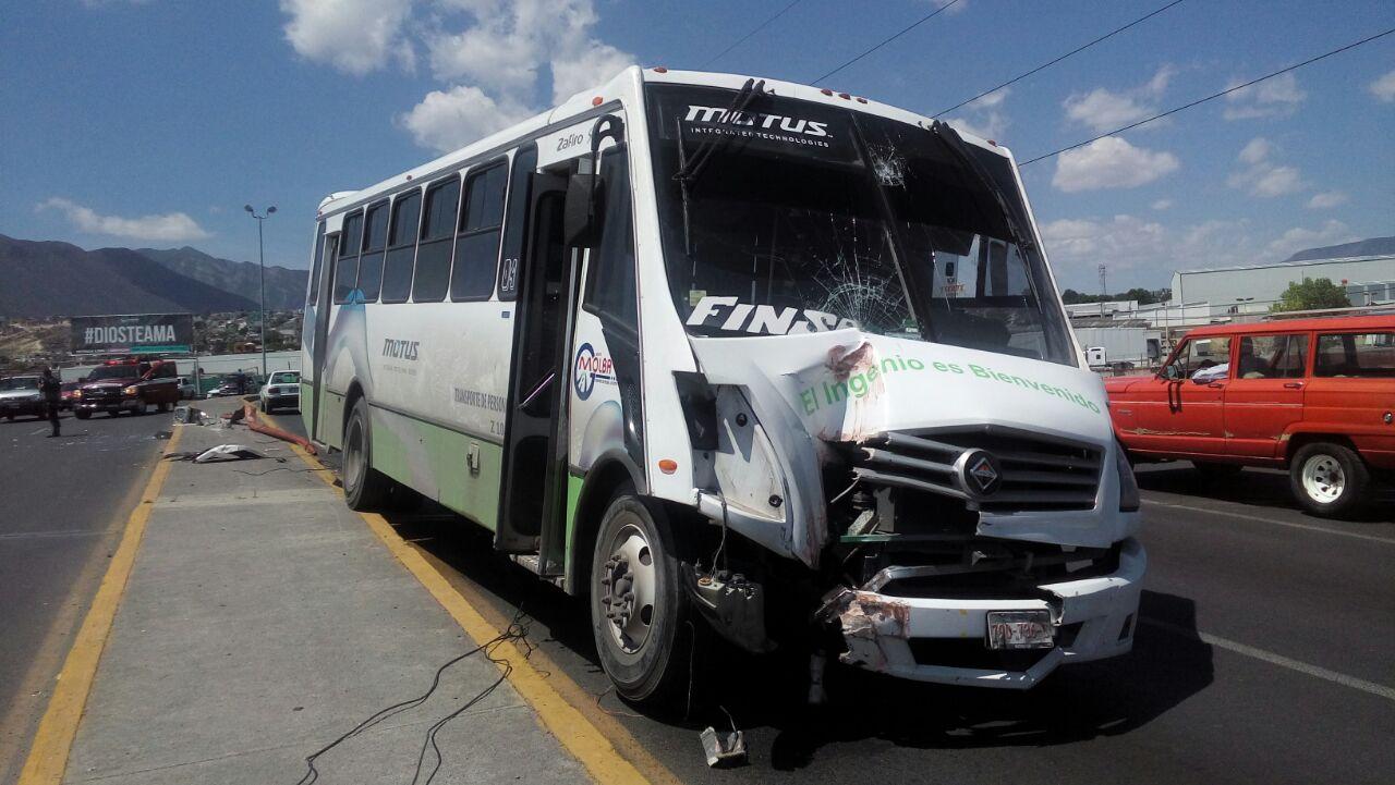 empleo chofer transporte: