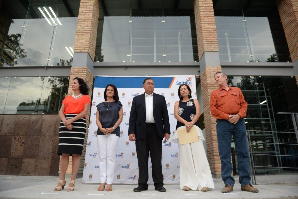 Inauguran en Archivo Municipal nuevo edificio de resguardo (1)