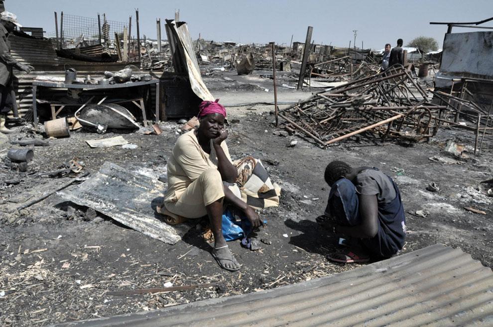 Enfrentamientos en Sudán del Sur dejan más de 100 muertos