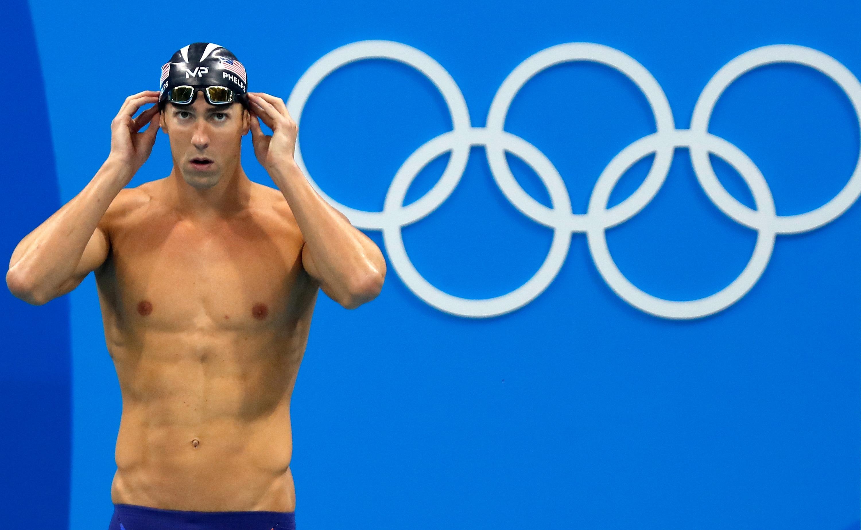 Michael Phelps suma 21 medallas de oro en Juegos Olímpicos