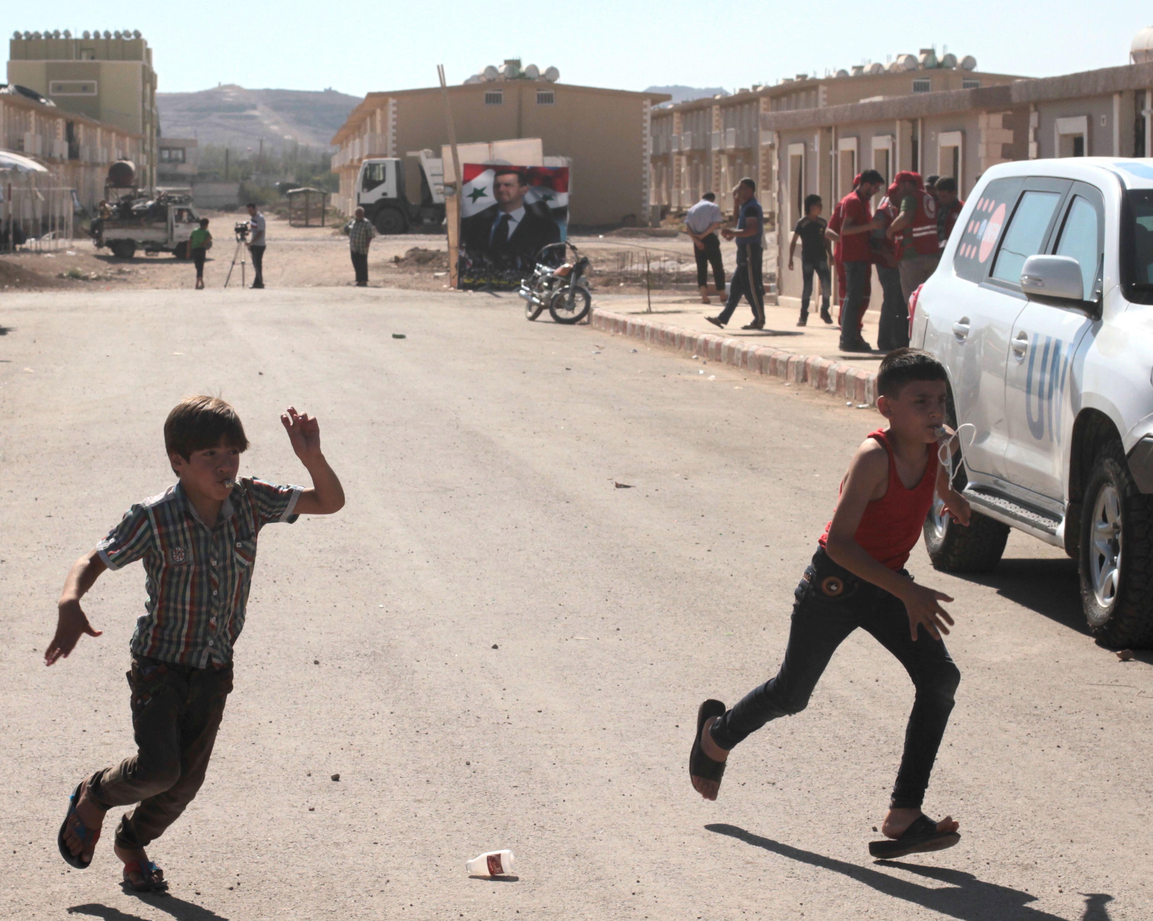 Damasco acusa a coalición internacional de bombardear posición del Ejército