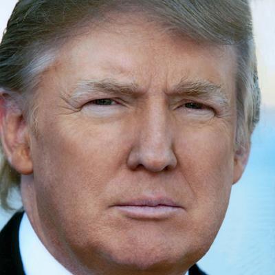 Trump acusa a los medios y dice que habrá fraude
