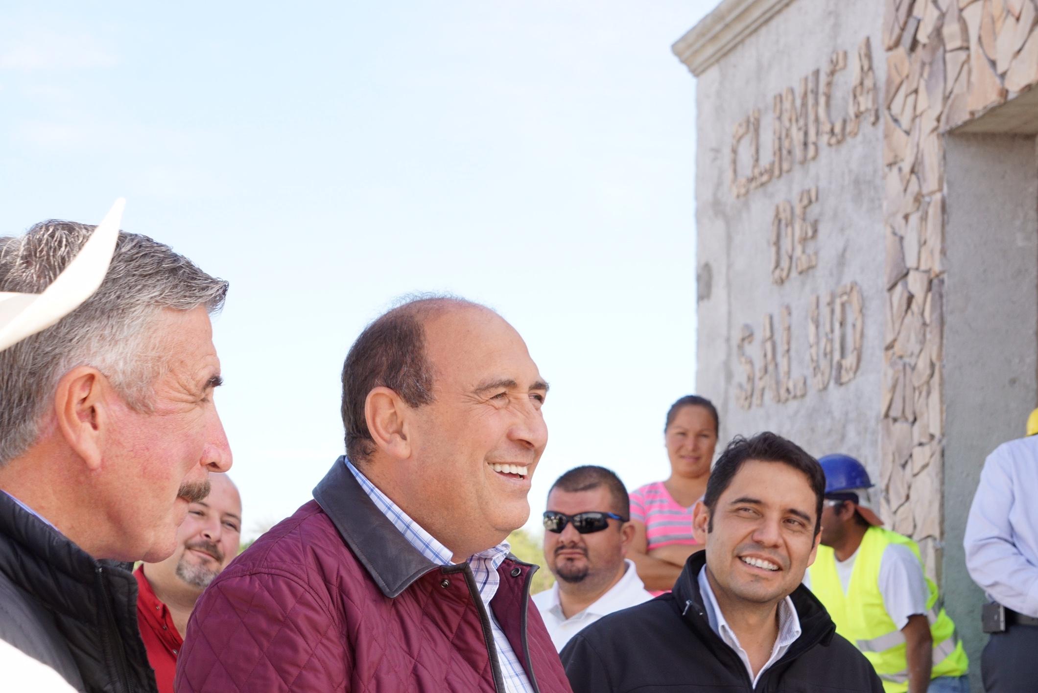Entrega Rubén Moreira su Quinto Informe de Gobierno