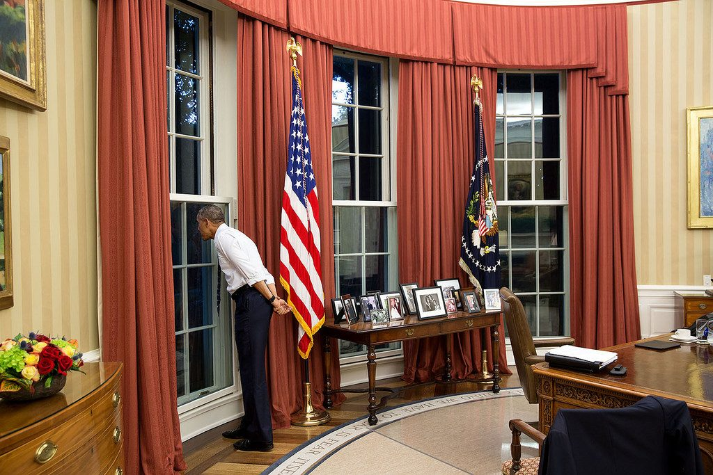FOTO: FLICKR @whitehouse