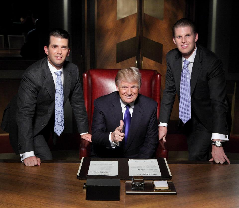 FOTO: Facebook Donald Trump Jr.