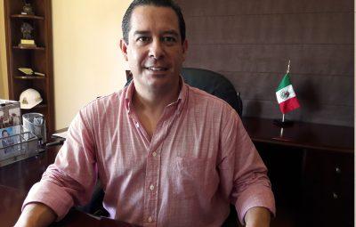 Banquetas del centro quedarán reconstruidas Ricardo Aguirre