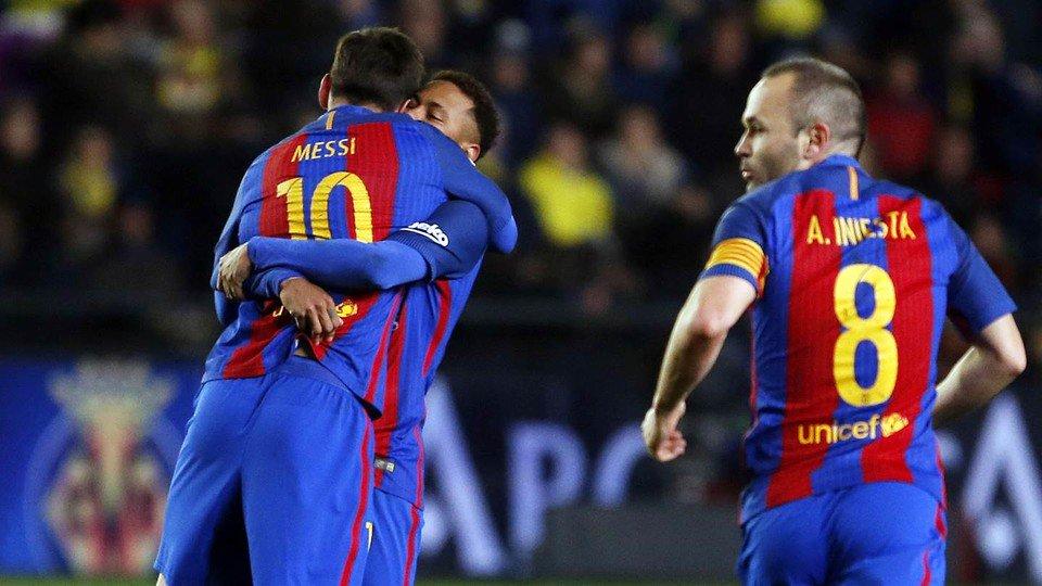FOTO: Cuenta de twitter @FCBarcelona