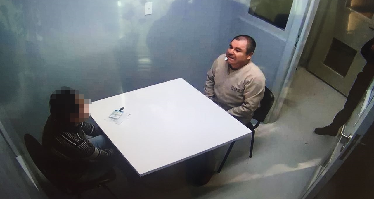 Abogados afirman que controlan la TV de 'El Chapo'