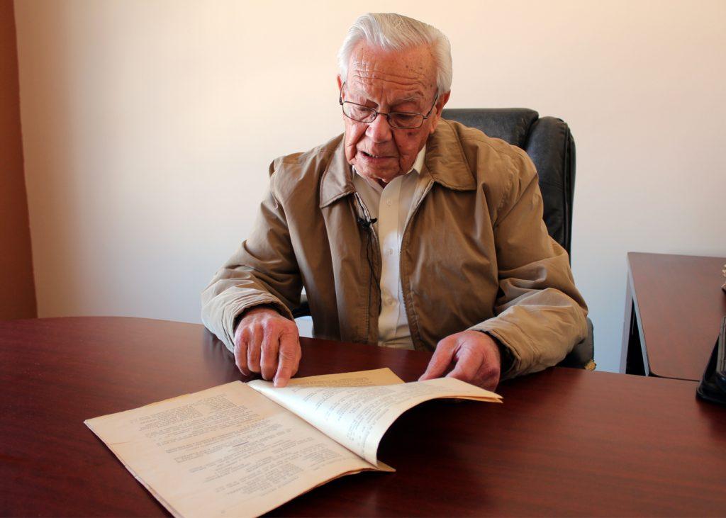 Cumple 50 años de trayectoria don Manuel H. Gil Vara
