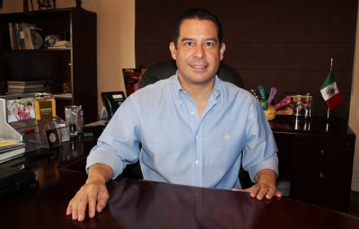 Ramos es ejemplo en desarrollo urbano ante empresarios y otros municipios
