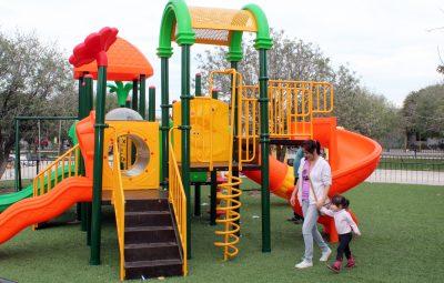 Remodelarán 130 plazas en Ramos Arizpe