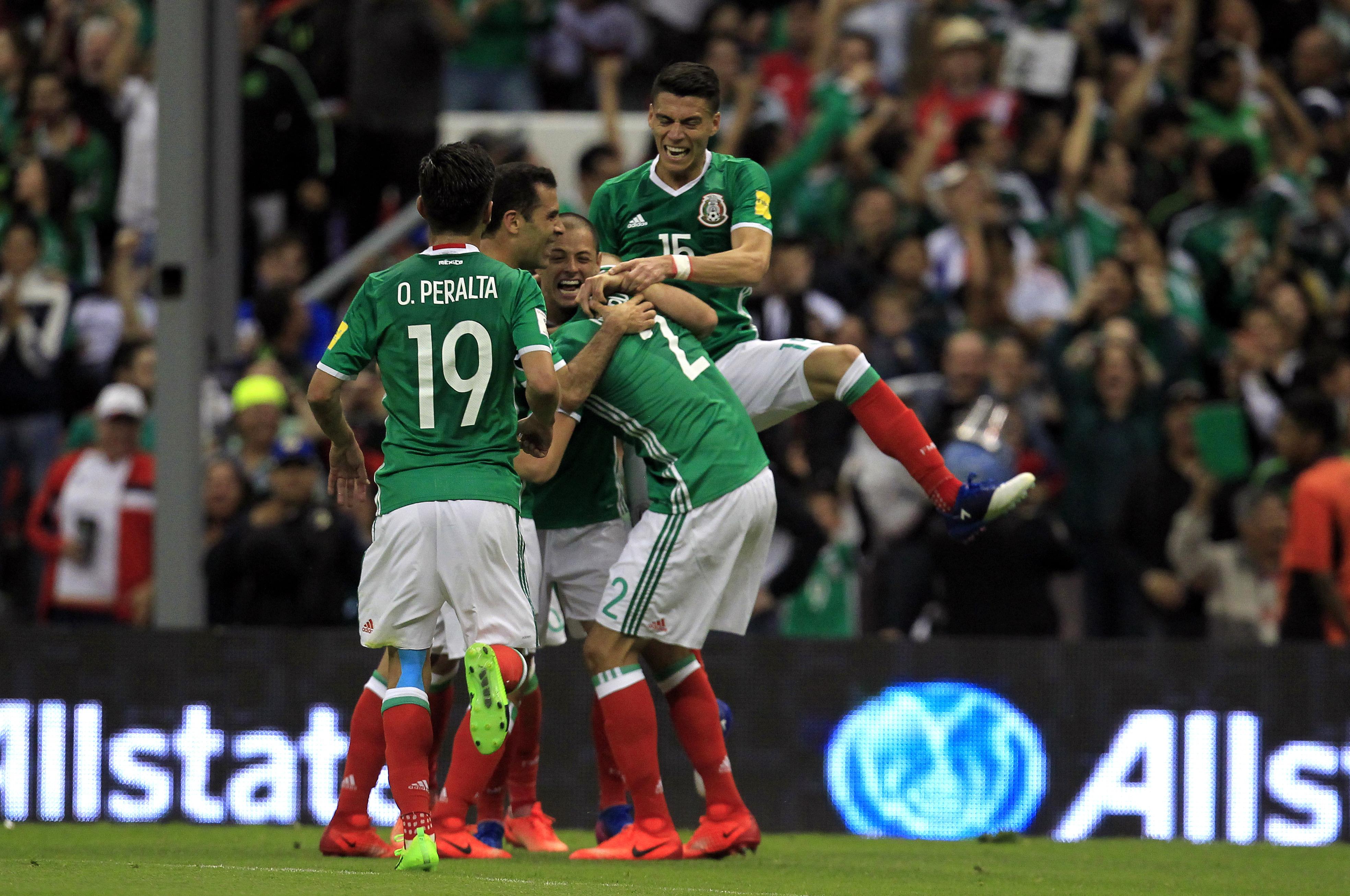 Márquez y Damm no jugarán ante Trinidad y Tobago