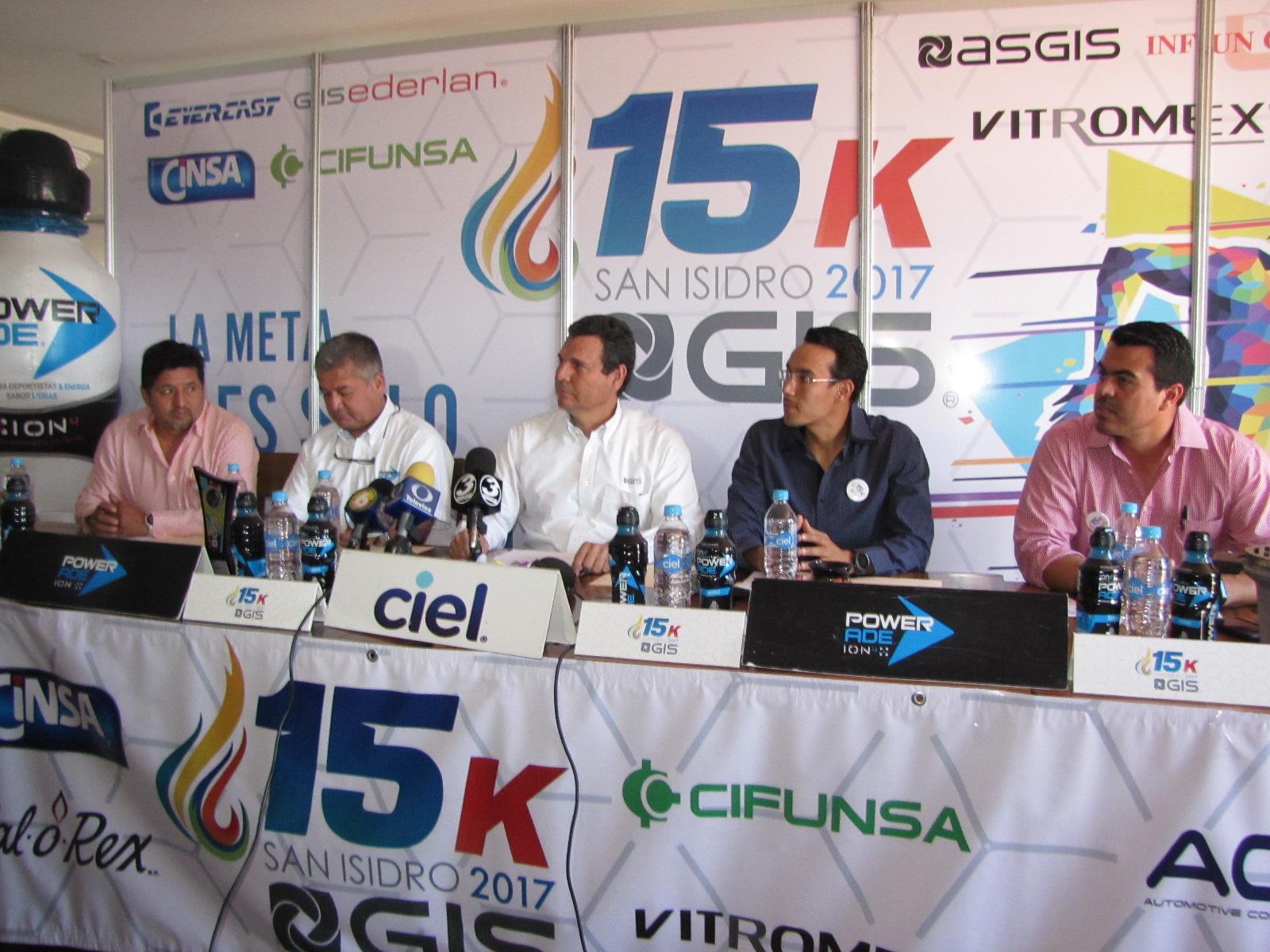 El Heraldo de Saltillo – Presentan carrera 15 K San Isidro del Grupo ...