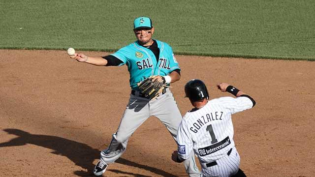 Oaxaca amarra serie interzonas de béisbol, tras superar 9-4 a Saltillo