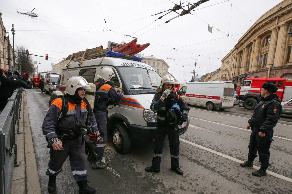 Atrapan a terroristas del ISIS que preparaban atentados en Moscú — Rusia