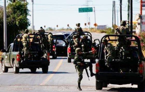 Bloqueos e incendios, tras muerte de capos — Arde Tamaulipas