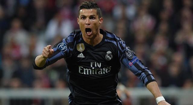 Nuevo logro de Cristiano, 100 goles en torneos europeos