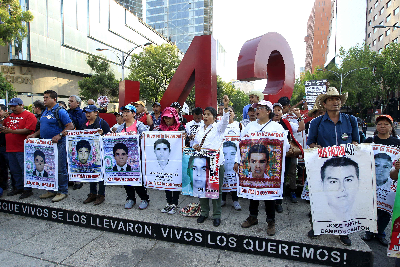 Informar sobre paradero de normalistas, gran tarea para Estado mexicano: CIDH