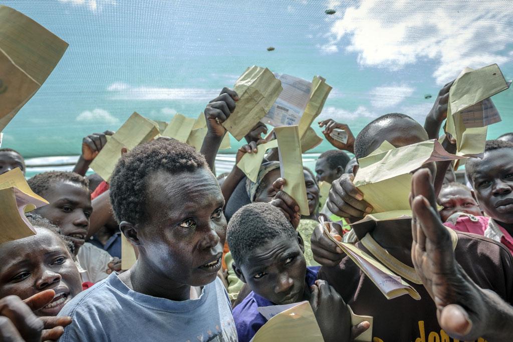 Se acaba el tiempo en Sudán del Sur: ONU