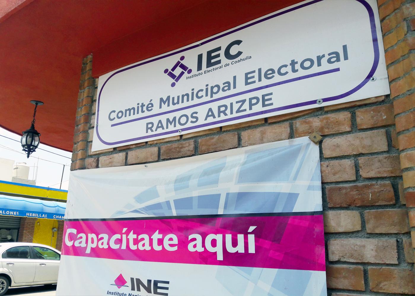 Denuncia fraude el candidato del PAN en Coahuila
