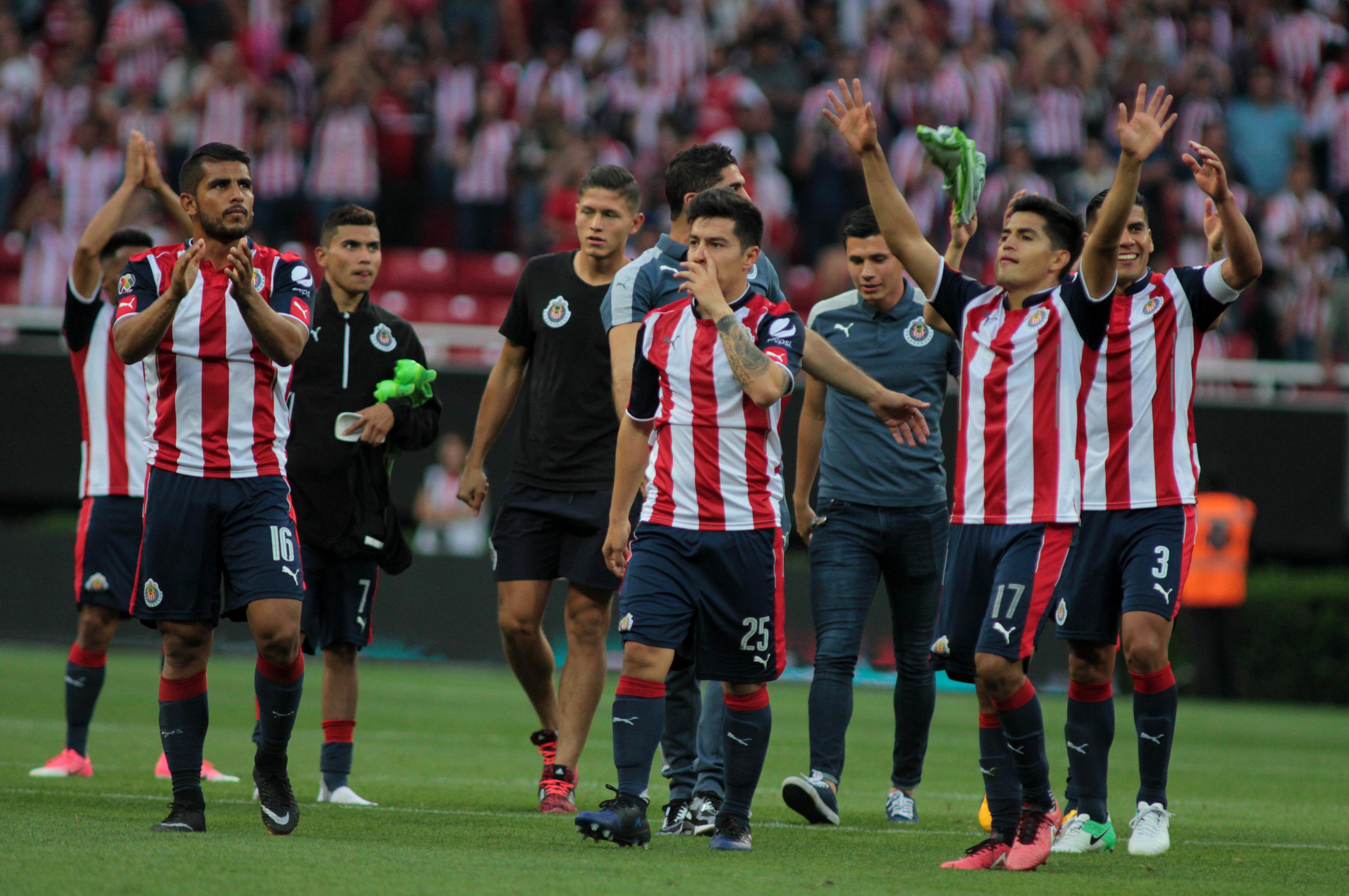 Definen horarios para las semifinales del Clausura 2017 — Liga MX