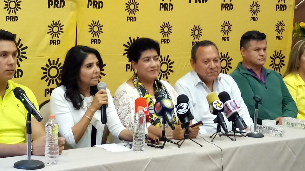 Encuestas confirman que PRD tiene presencia real en el electorado