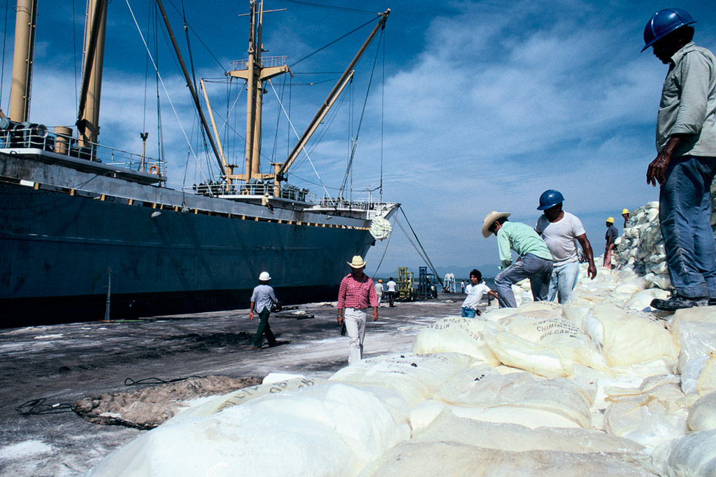 Chile aumenta comercio en contenedores desde sus puertos — CHILE