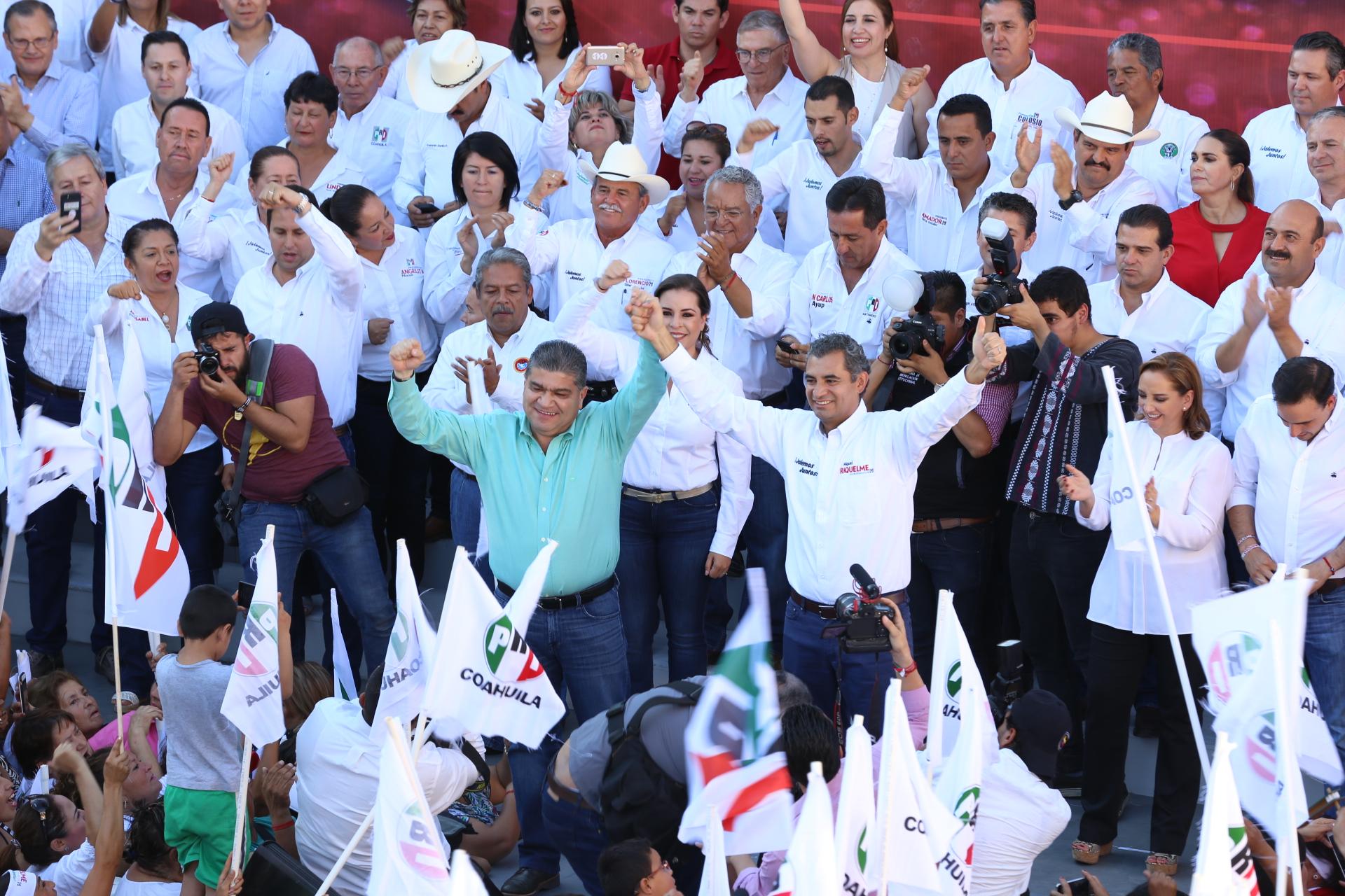 Conteo del IEC da triunfo al PRI en Coahuila