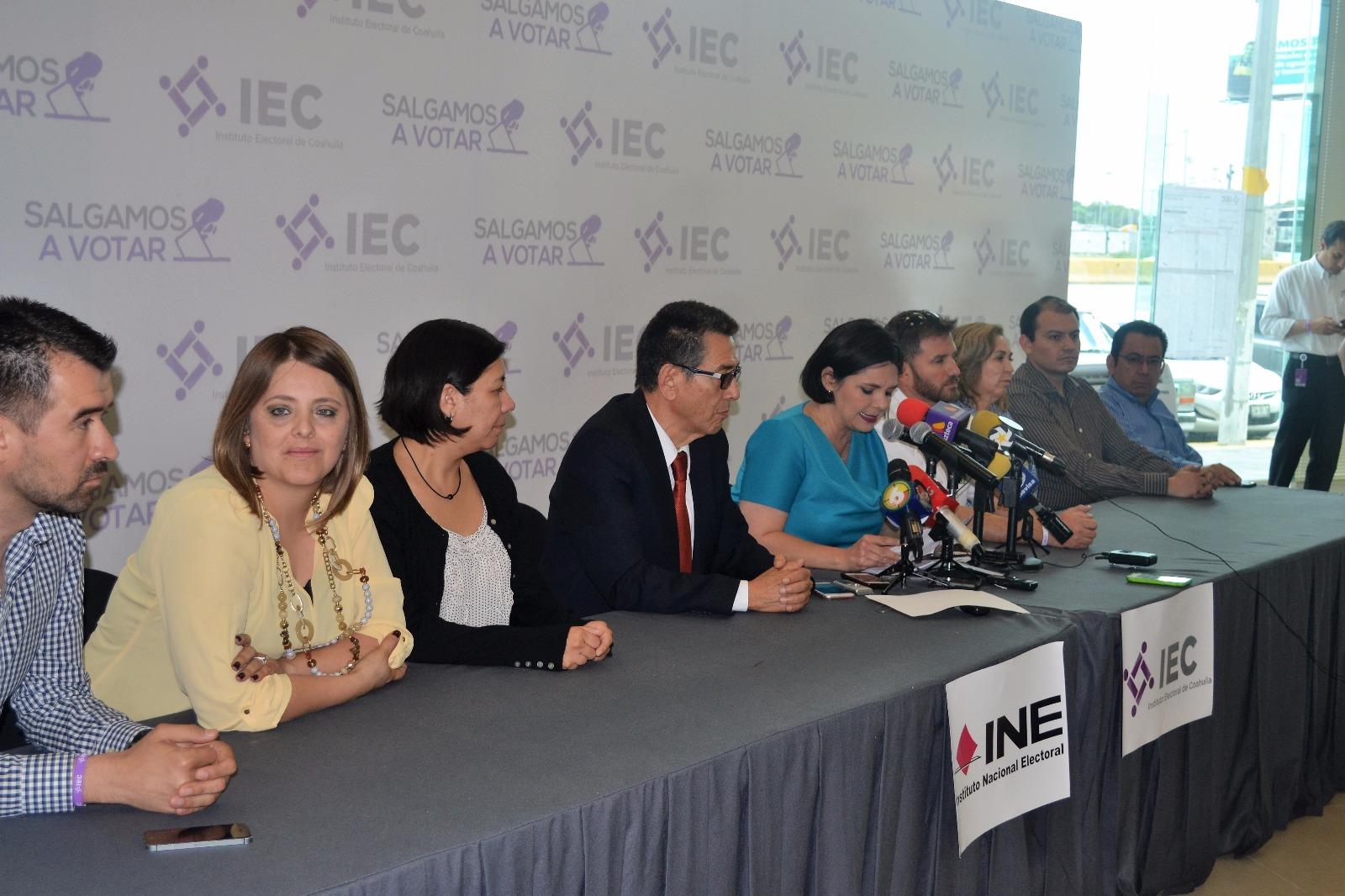 IEE implementará conteo rápido para elección de gobernador en 2018