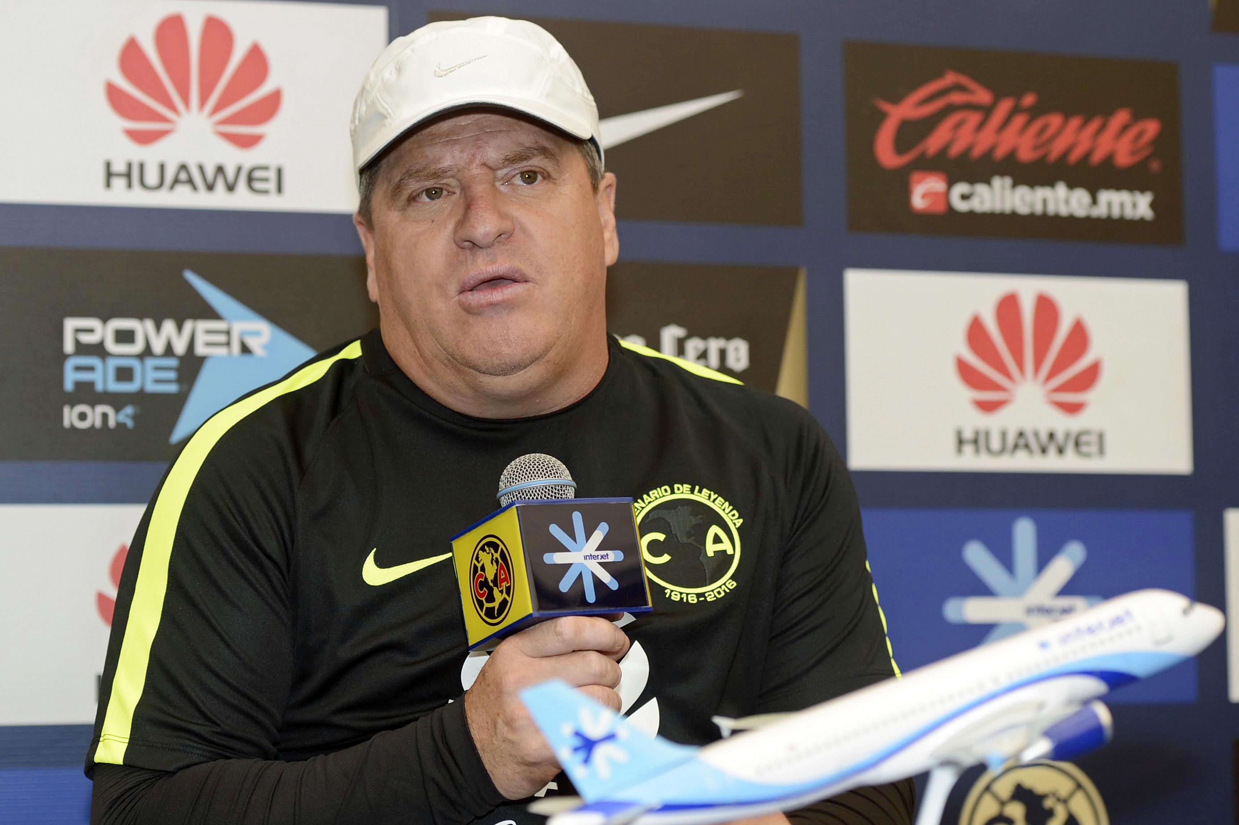 Miguel Herrera admite interés por mediocampista Guido Rodríguez