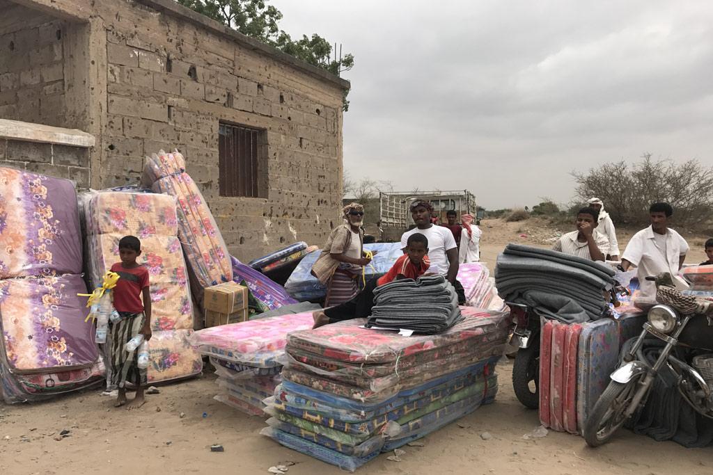 Al menos 20 civiles mueren por un bombardeo en Yemen