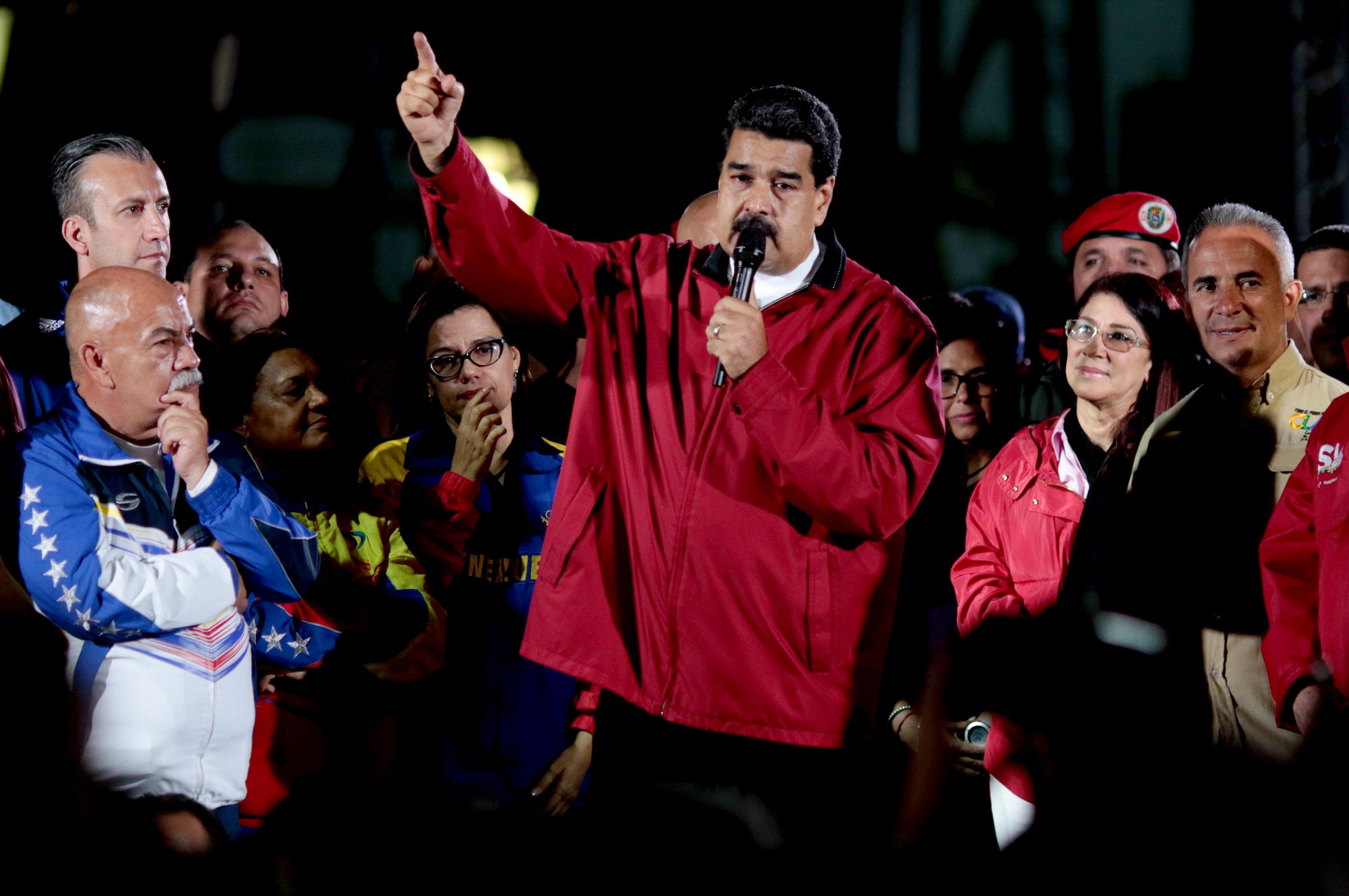 Maduro responde a Trump por sanciones: