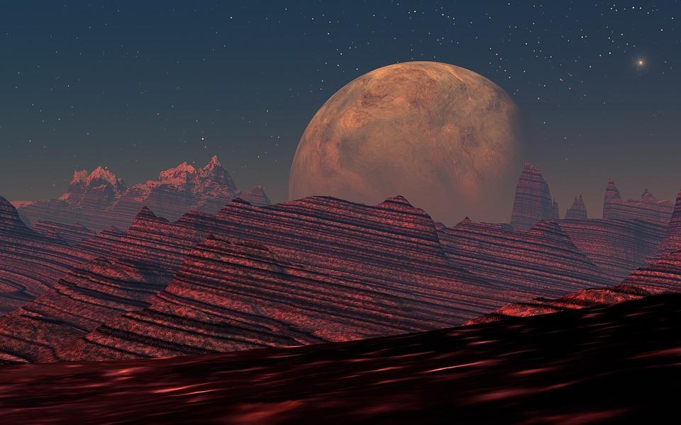 Inician mexicanos 'misión' a Marte