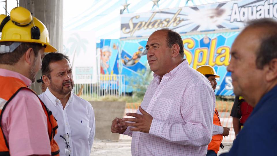 Moreira y Riquelme inician proceso de entrega-recepción