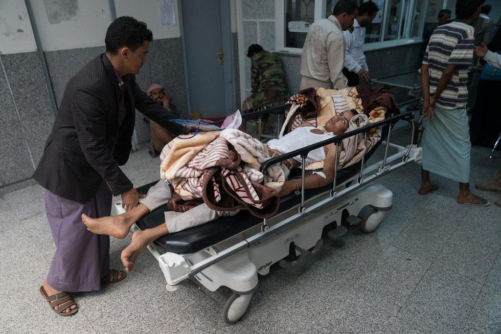 Casos de cólera en Yemen alcanza el medio millón — OMS