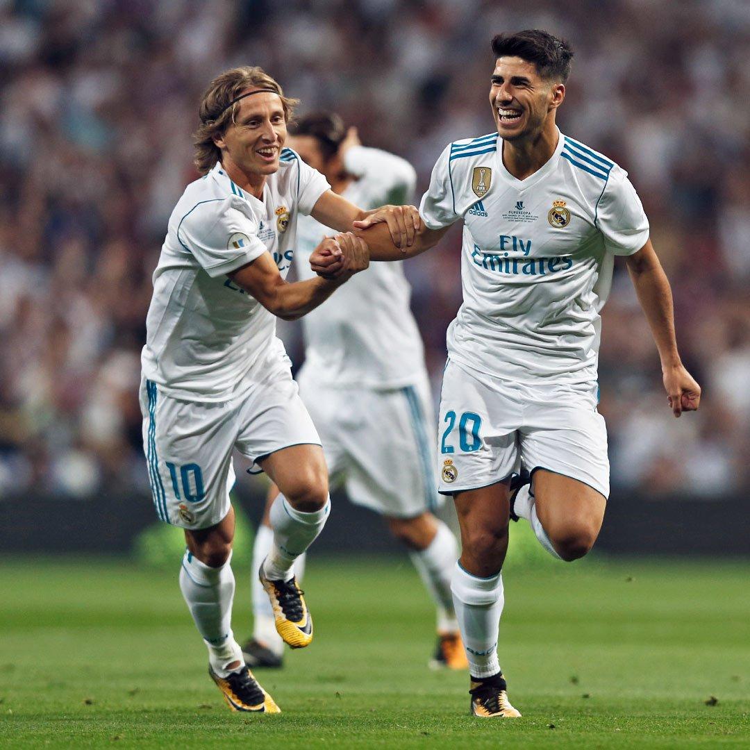 Real Madrid venció 2-0 a Barcelona y se consagró campeón