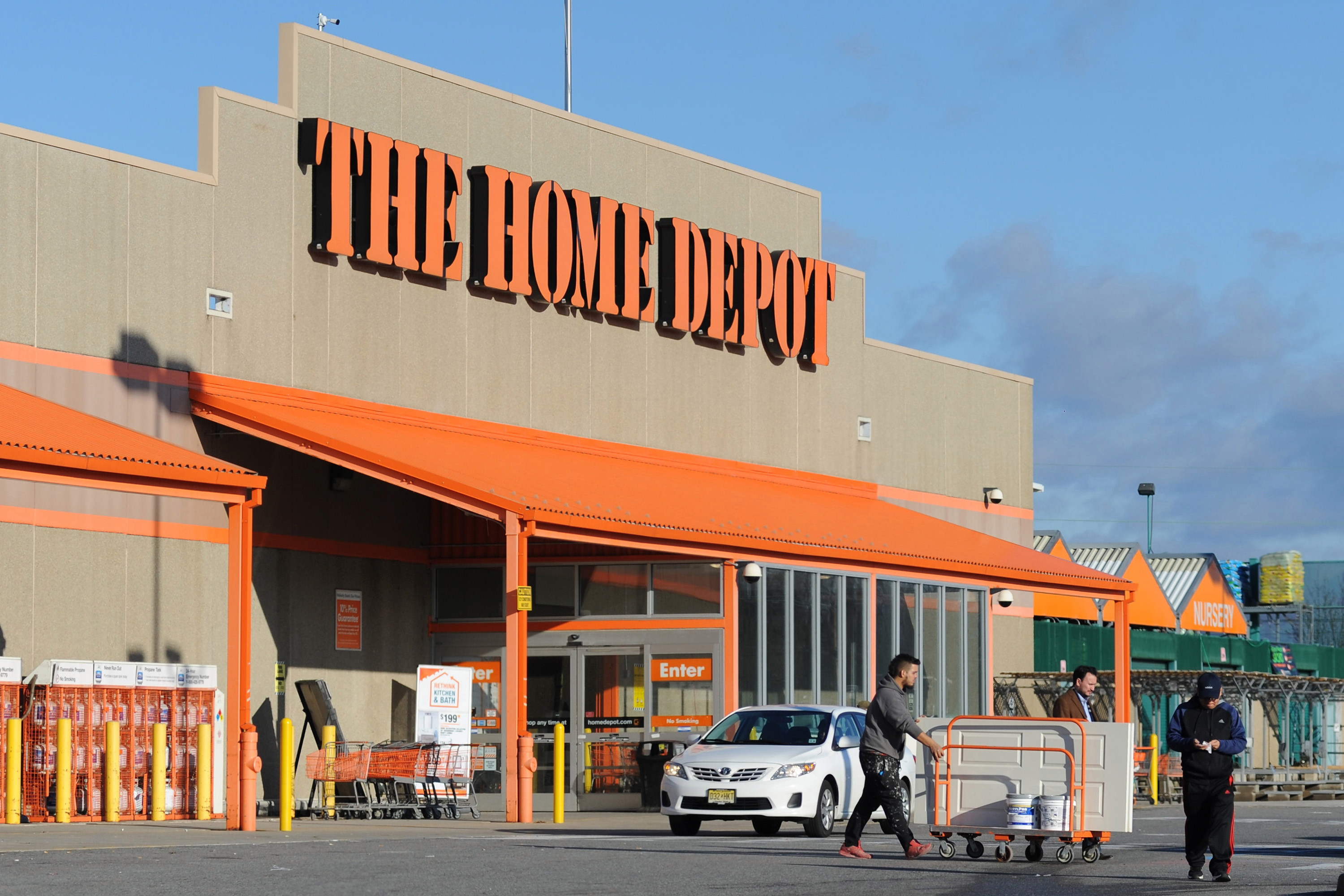 Words... Home depot homosexual depot congratulate, your