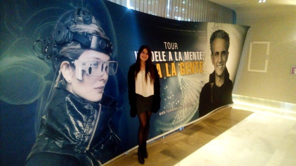 """""""Unique experience of international mobility"""": Island Gabriela Torres ... - The Herald of Saltillo 1"""