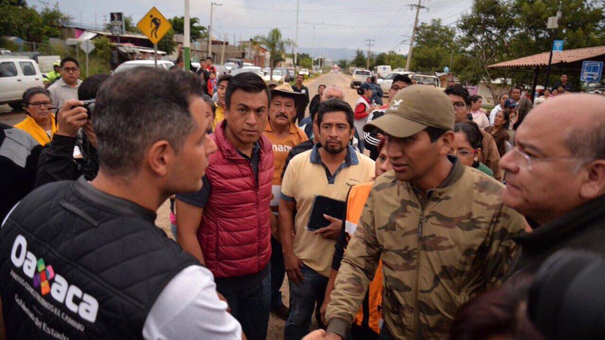 Piden declaratoria de emergencia para 94 municipios de Oaxaca
