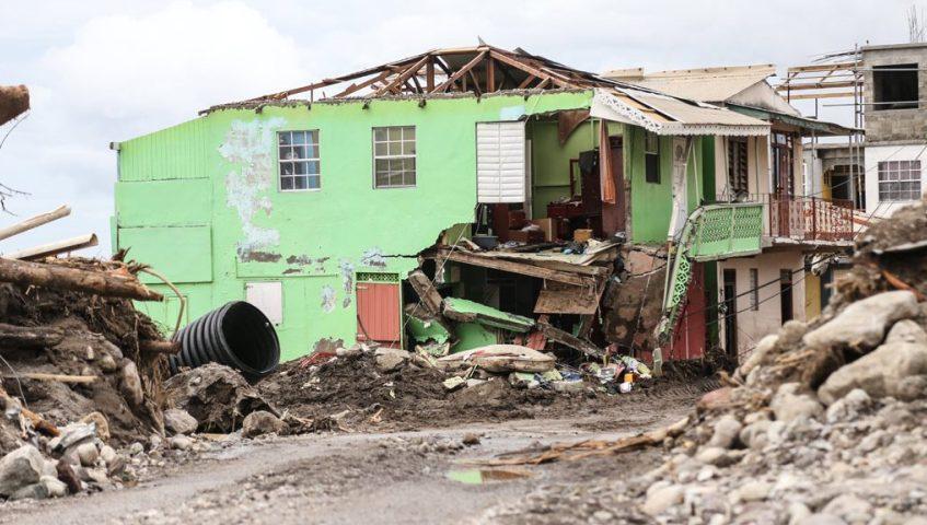 ONU: Respuesta internacional por huracanes no está a la altura