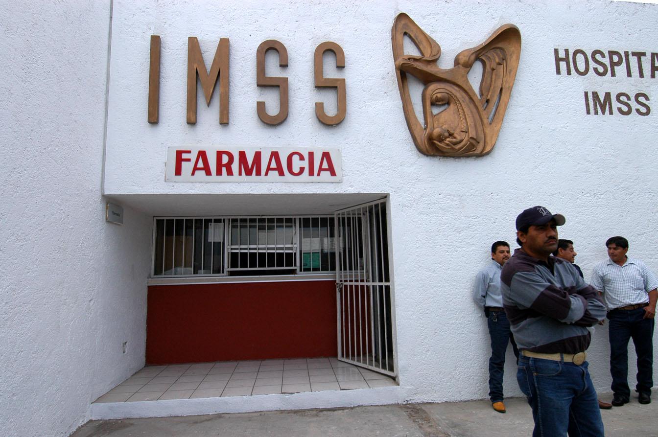 Comprará el IMSS hospital inconcluso