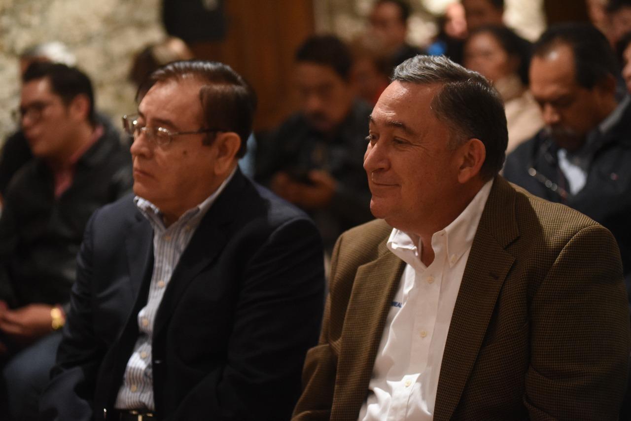 Alcalde de Saltillo — Moreira me amenaza
